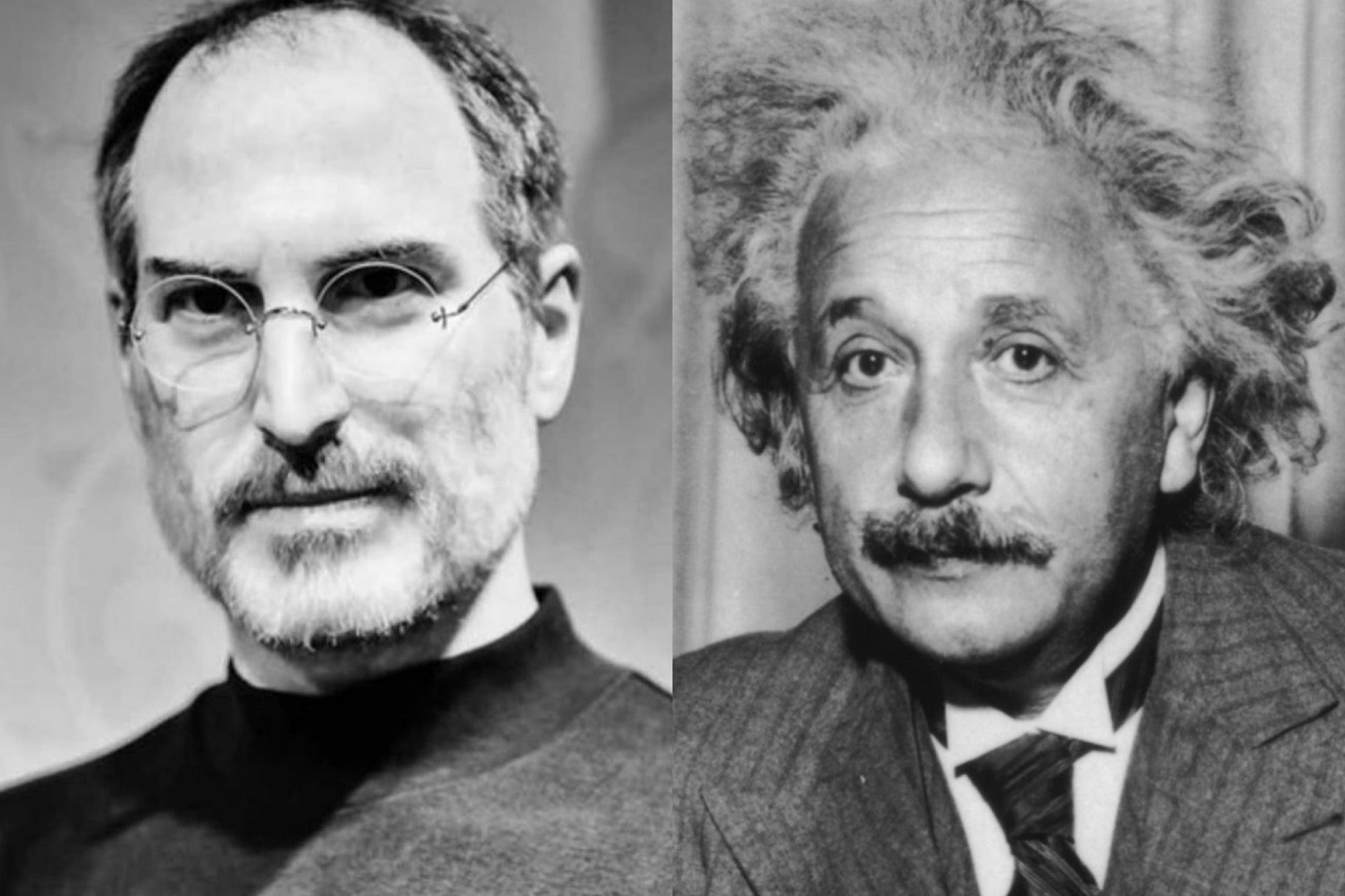 Steve Jobs and Albert Einstein applied the routine of 'no time' to increase creativity, what does it consist of?
