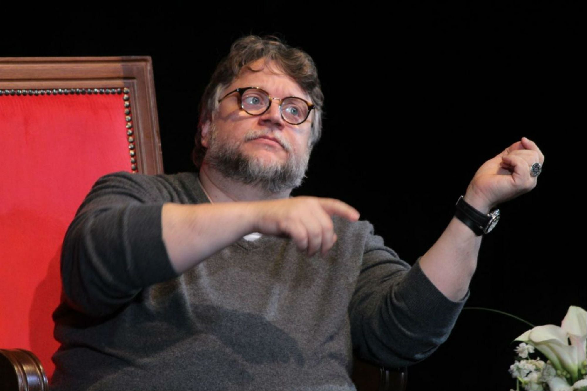 10 phrases by Guillermo del Toro to love your rarity and inspire you to succeed
