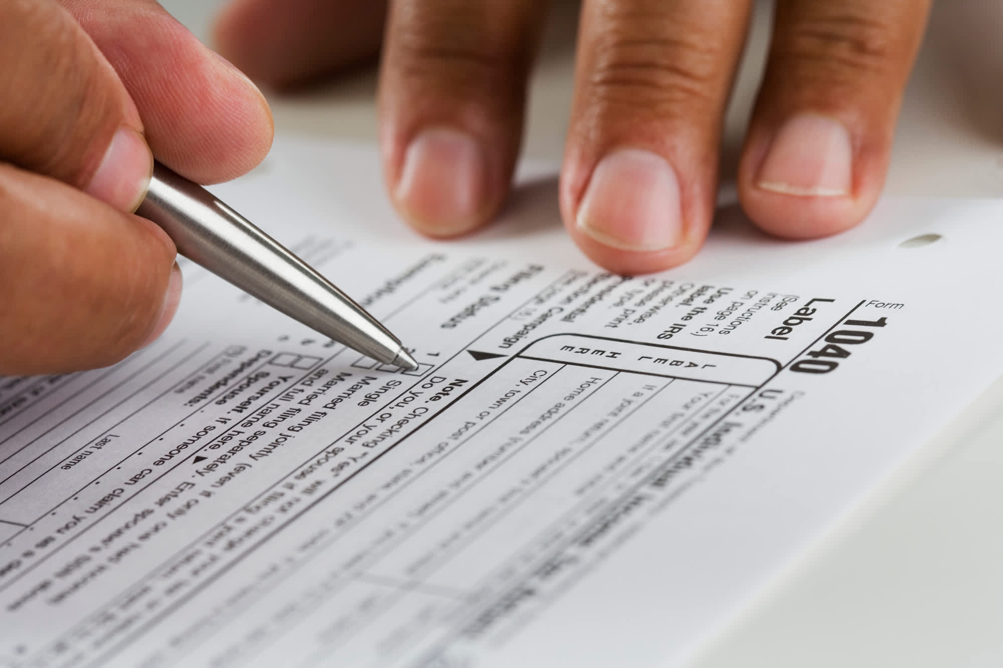 Amended return may be needed to get full refund on $10,200 unemployment tax break, IRS says