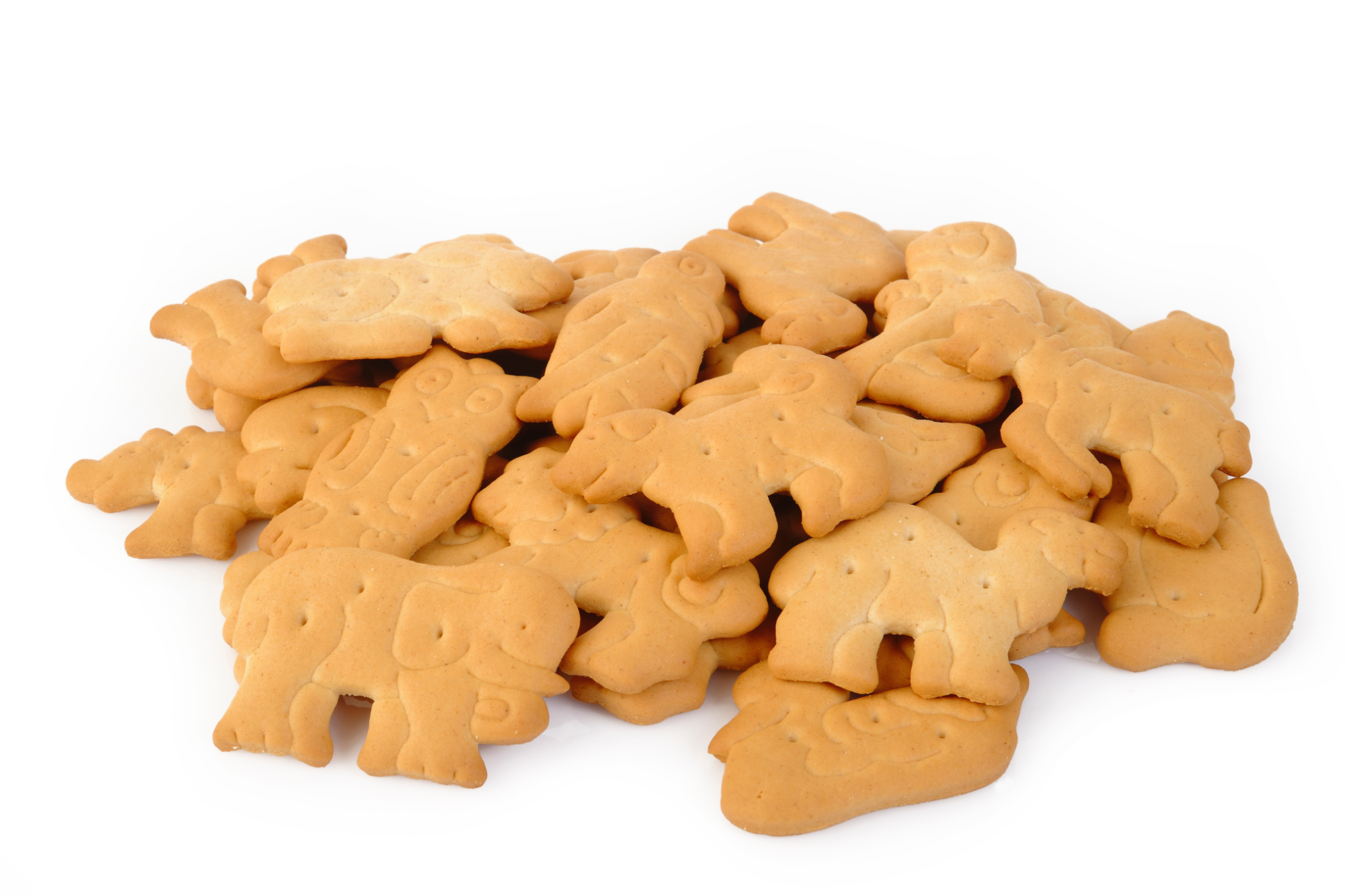 Does a vegetarian association ask that animal biscuits be banned?