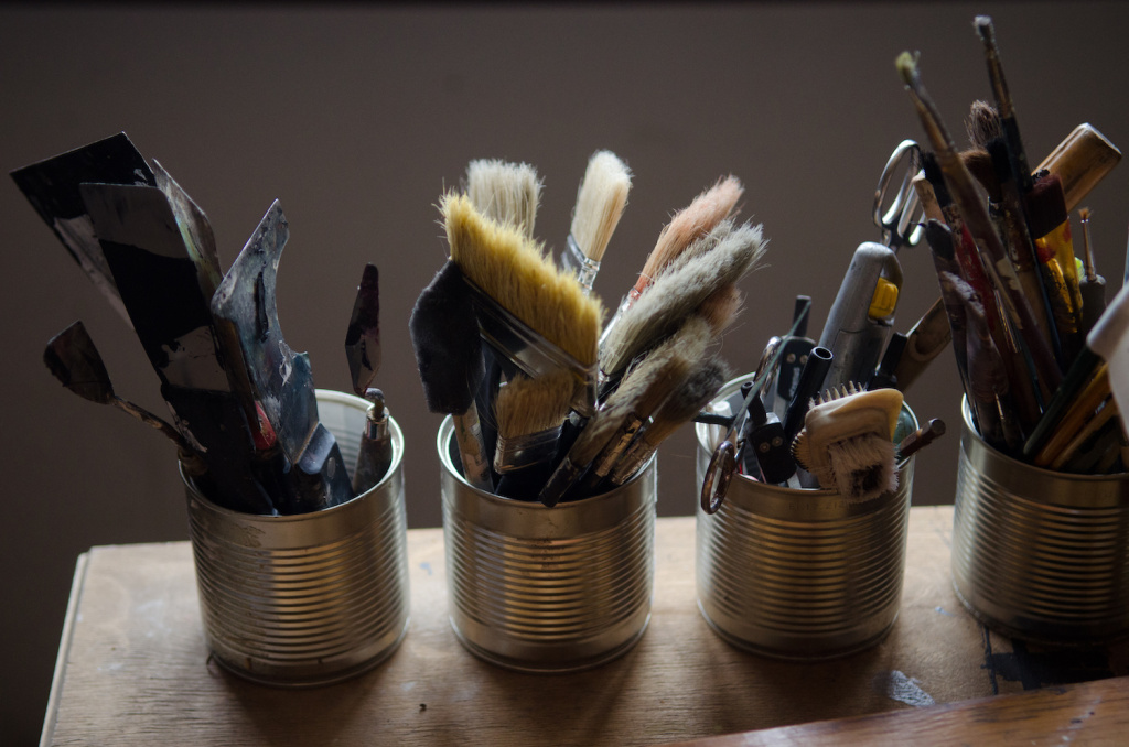 Essential Tools: A Dozen Things Every Artist's Studio Needs