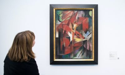 Experts Recommend That German City Return Nazi-Looted Franz Marc Painting