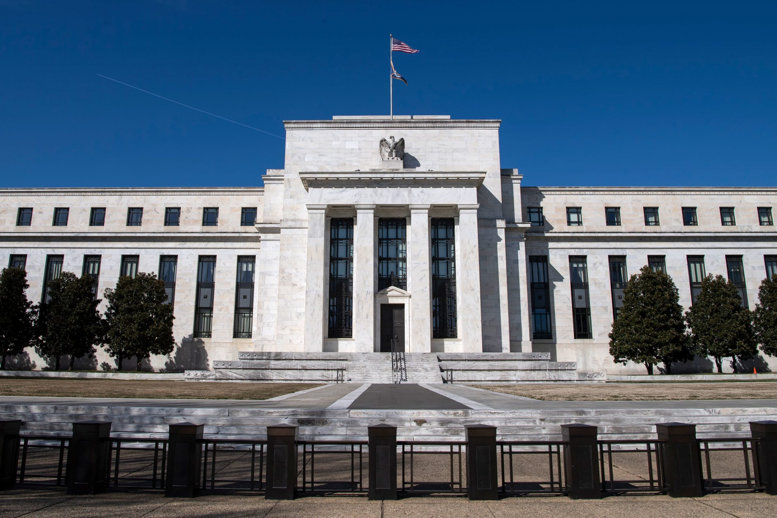 Fed officials expect it will be 'some time' before it starts tightening policy, minutes show