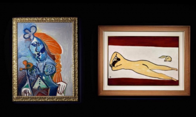 Picasso, Sanyu Works Expected to Fetch $26 M. in Sotheby's Hong Kong Auction