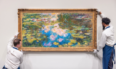 $70.4 M. Monet Tops Sotheby's $597 M. Evening Sales