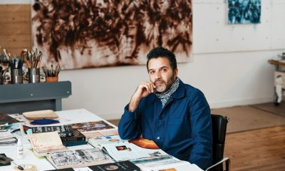 Best Practices: Ali Banisadr Looks to History to Create Abstractions for Today
