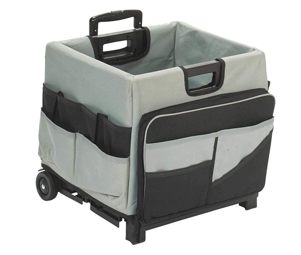 Easily Transport Tools and Supplies With the Best Roller Crates for Artists