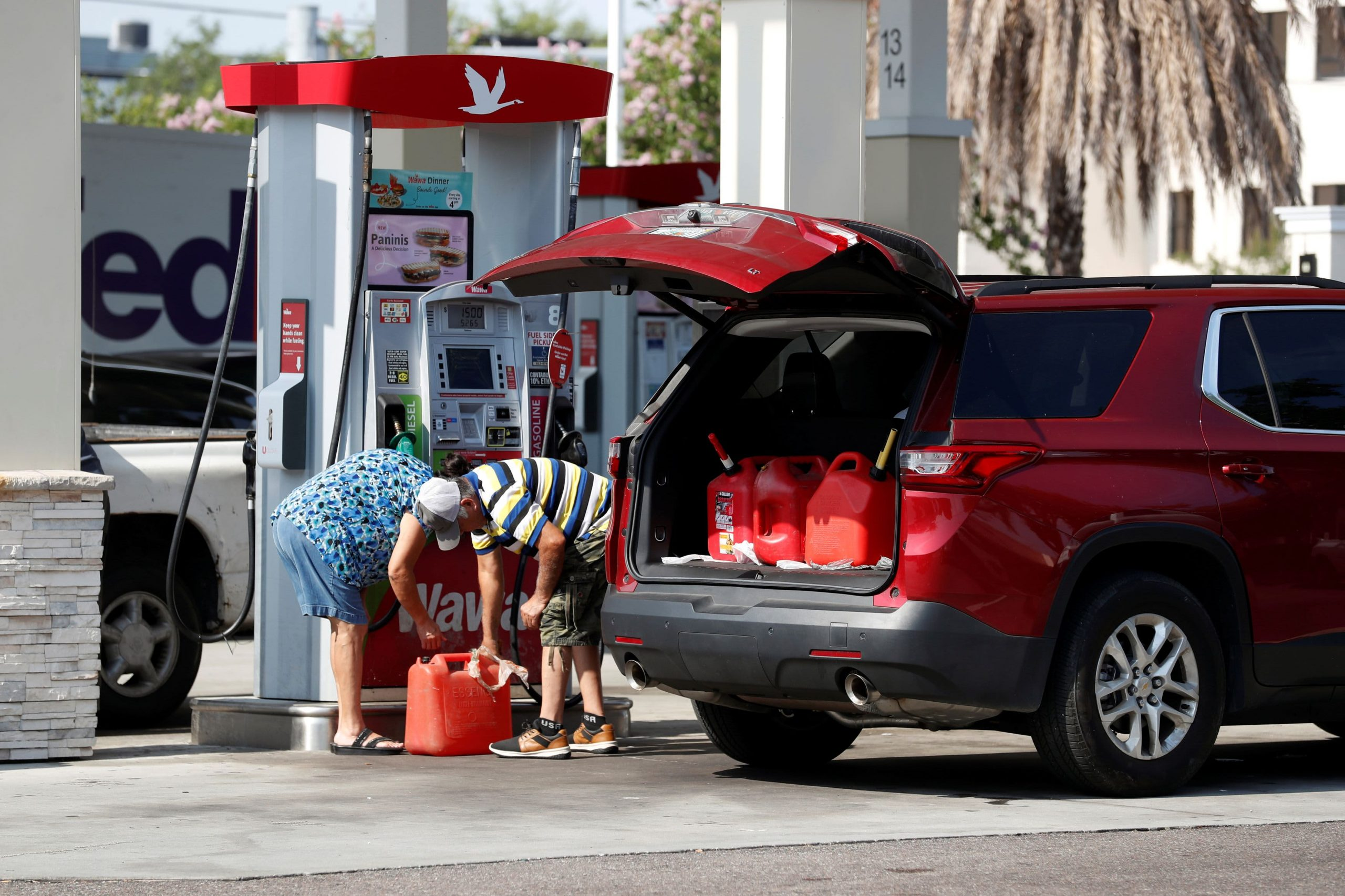 Gas outages hitting Southeast are getting worse amid panic buying