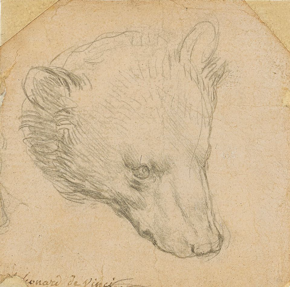 Small-Scale da Vinci Drawing Expected to Set New Auction Record This Summer