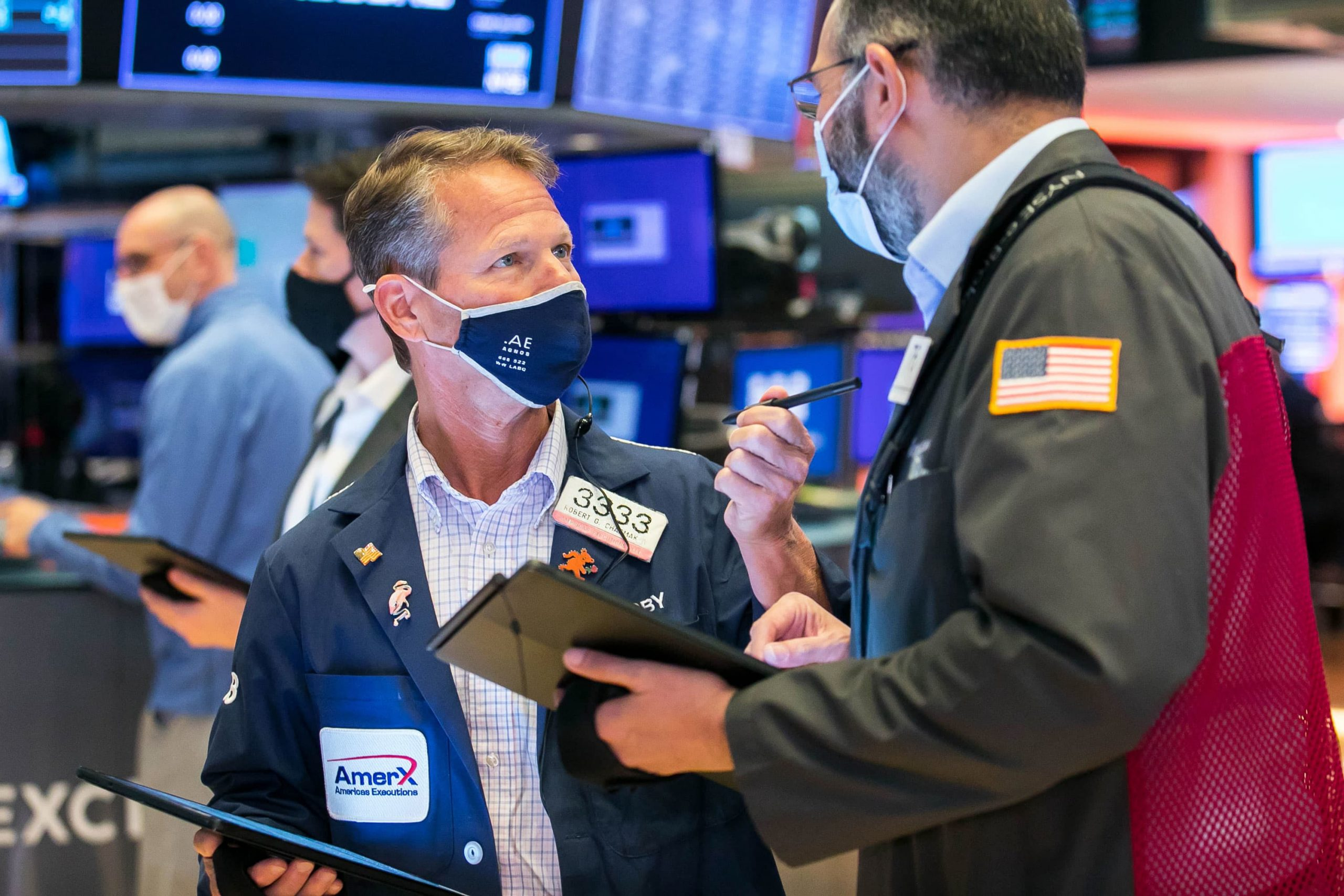 Stock futures edge higher following a rebound day on Wall Street