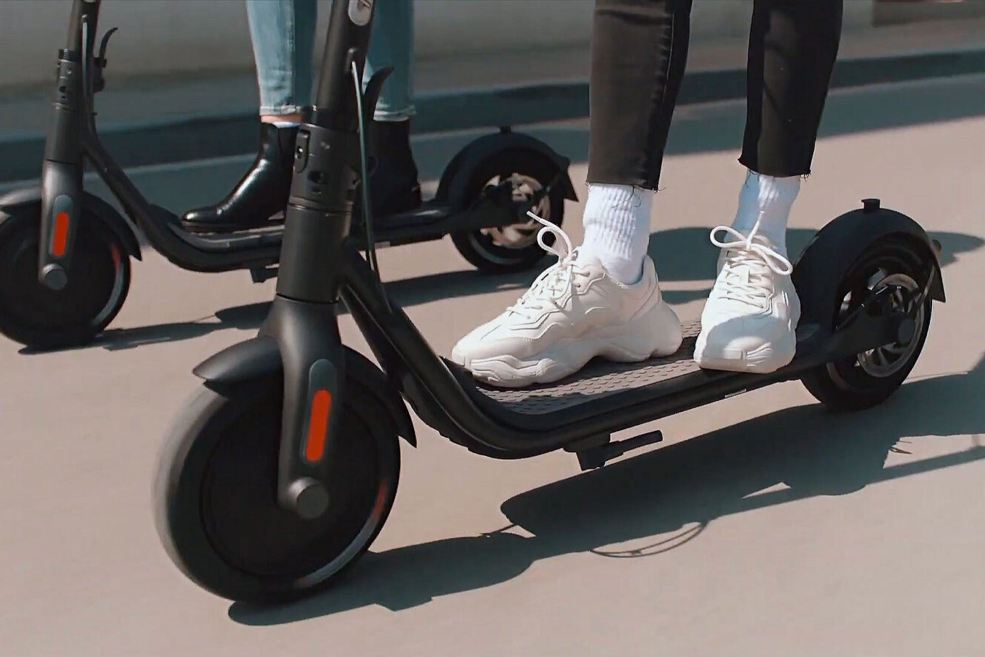 The Latest Segway Ninebot Scooter Is a Crowdfunding Success