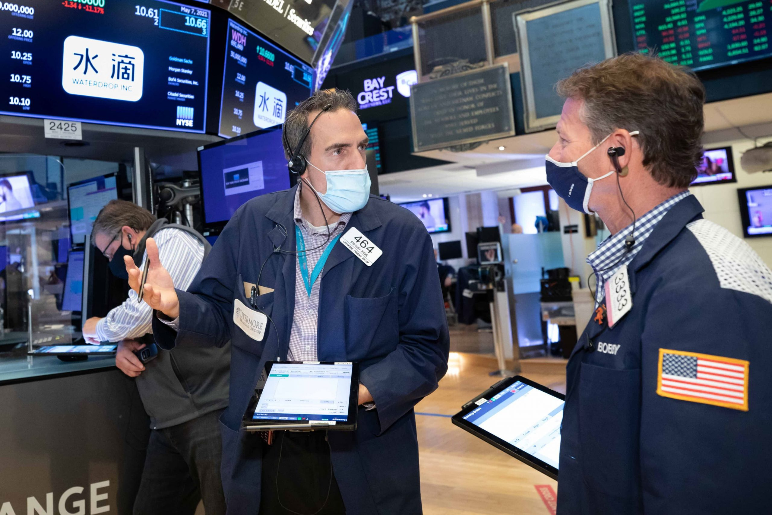 U.S. stock futures lower after Wall Street's worst week since February