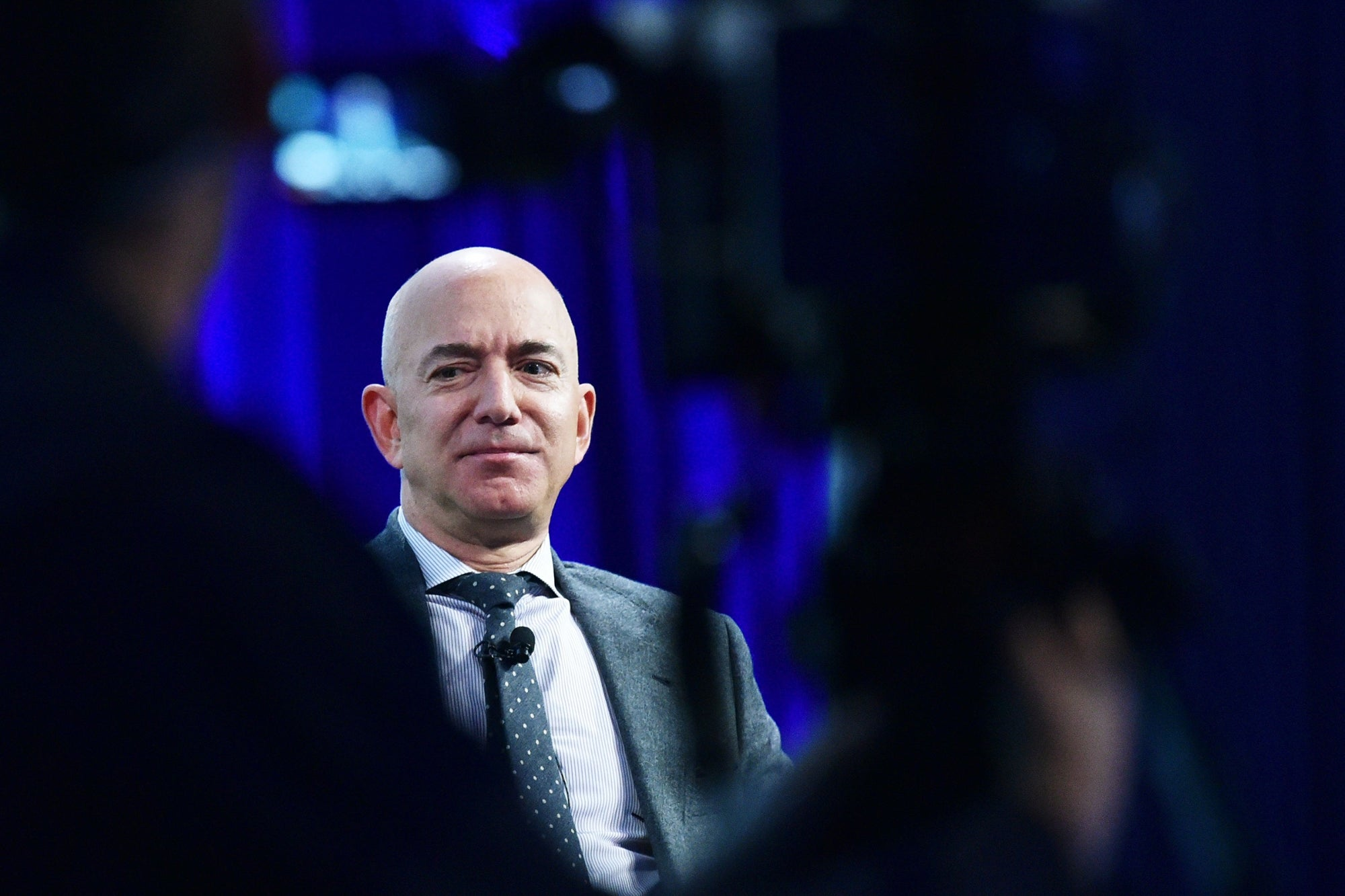 Who Temporarily Dethroned Jeff Bezos as Richest Man In the World This Week?