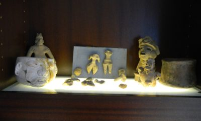 34 Pre-Columbian Artifacts Returned to Mexico by Germans