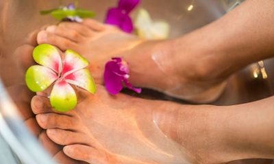 Business model: How to make money with the health beauty of the feet