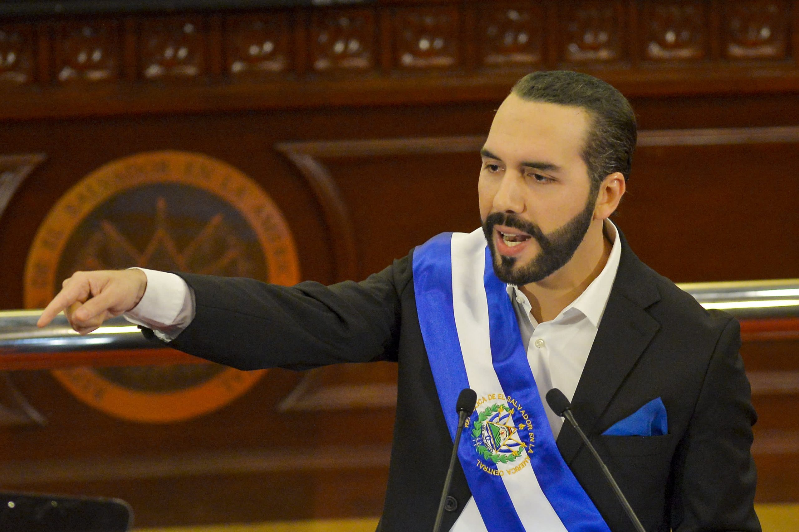 El Salvador hopes to becomes the world's first country to adopt bitcoin as legal tender