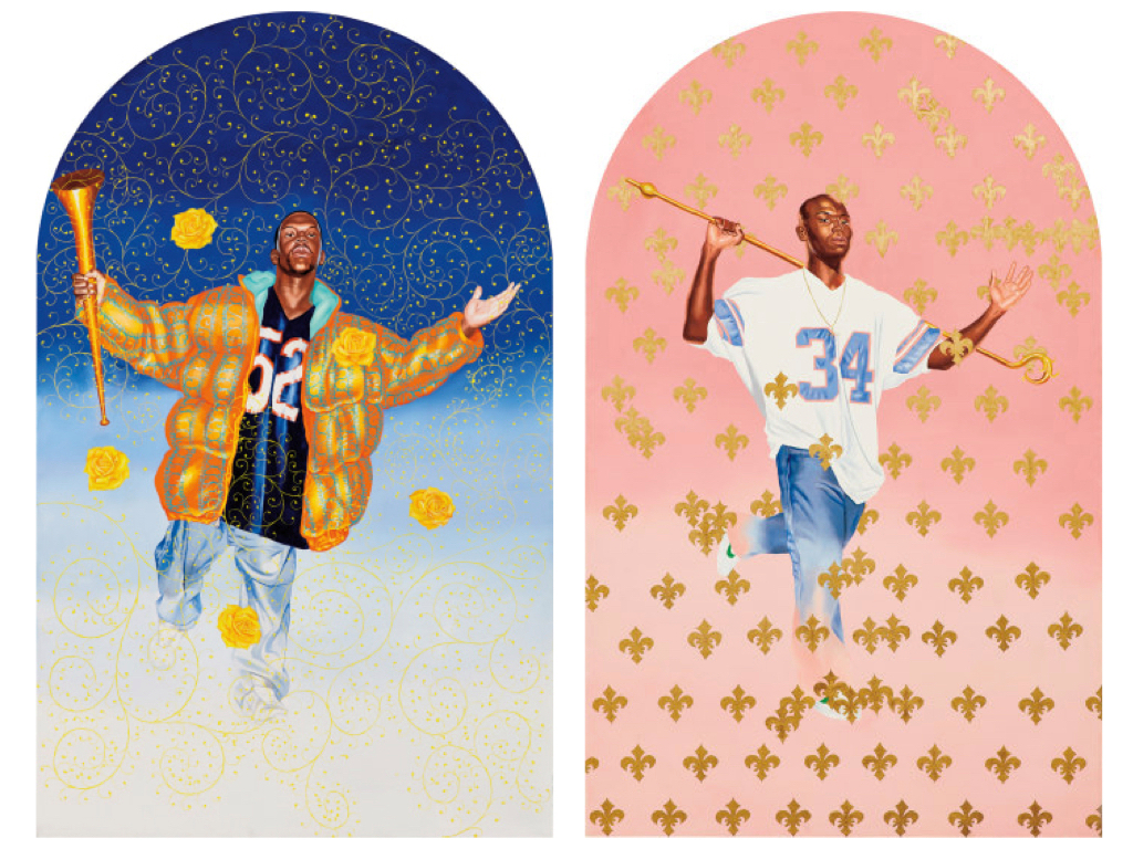 Important Kehinde Wiley Works Come to Phillips in Quickening Market