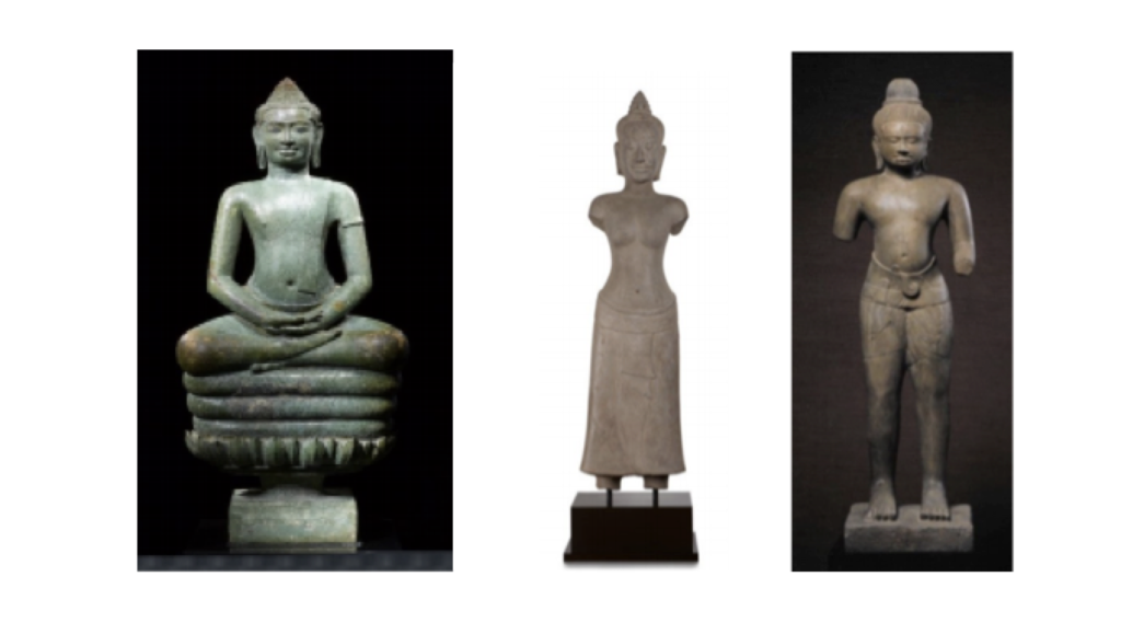 Manhattan District Attorney Returns 27 Looted Artifacts to Cambodia