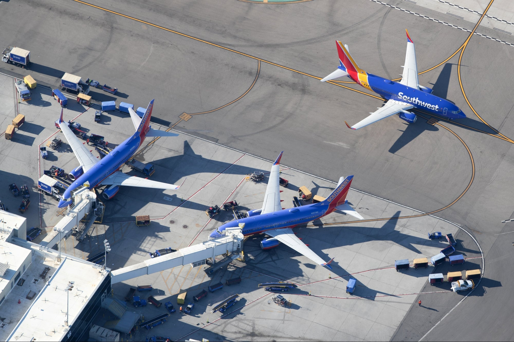Passengers Furious After Southwest Airlines Leaves Thousands Stranded: 'I Just Want to Go Home'