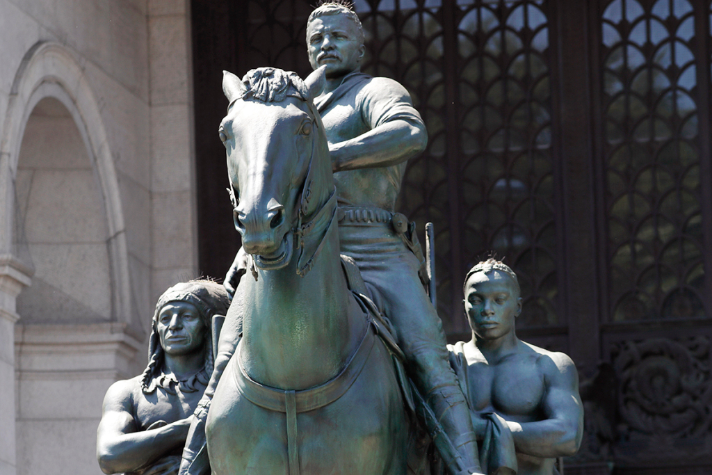 Removal of Natural History Museum's Roosevelt Statue Approved by NYC Commission