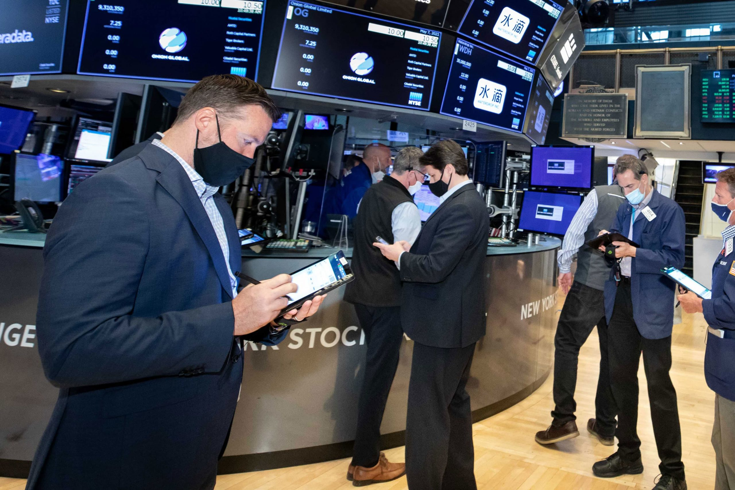 Stock futures are little changed after muted start to June