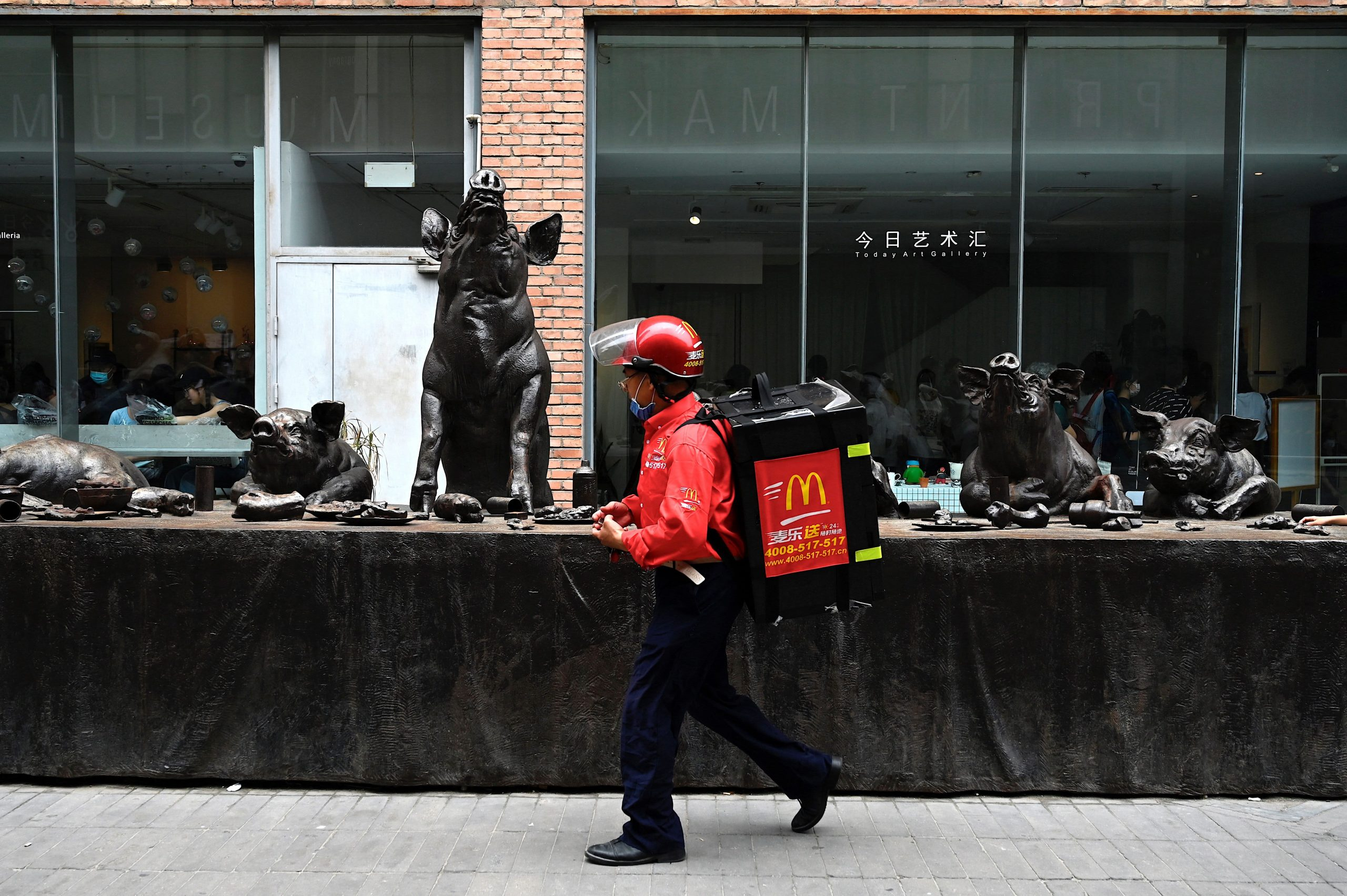 China's GDP grew 7.9% in the second quarter; retail sales beat expectations