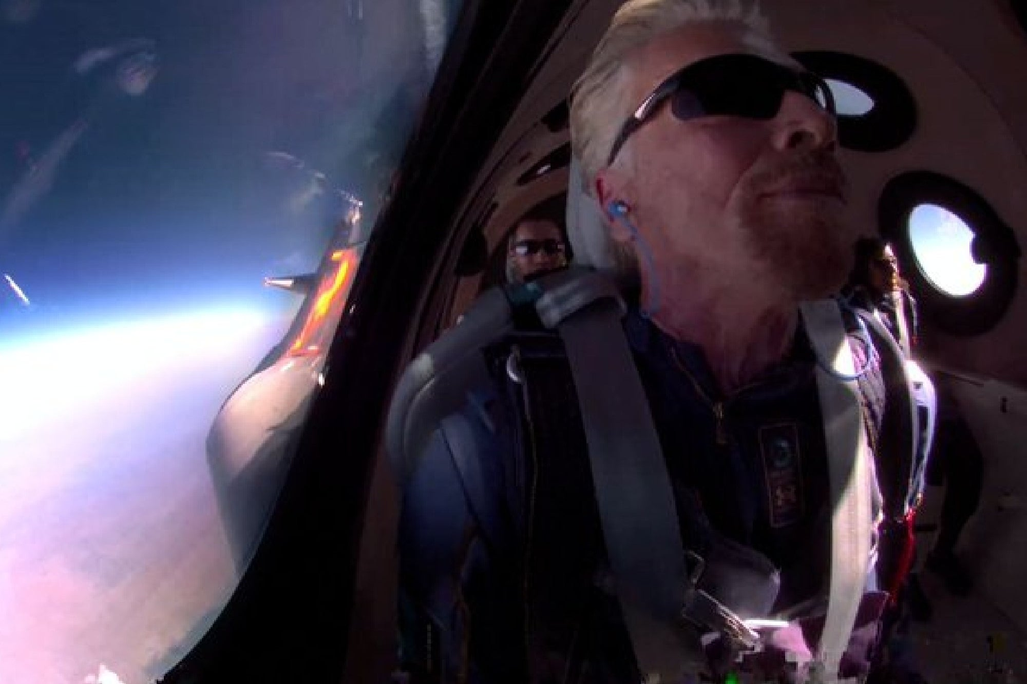 Did Richard Branson really go into space? Astrophysicist Neil deGrasse Tyson Says No