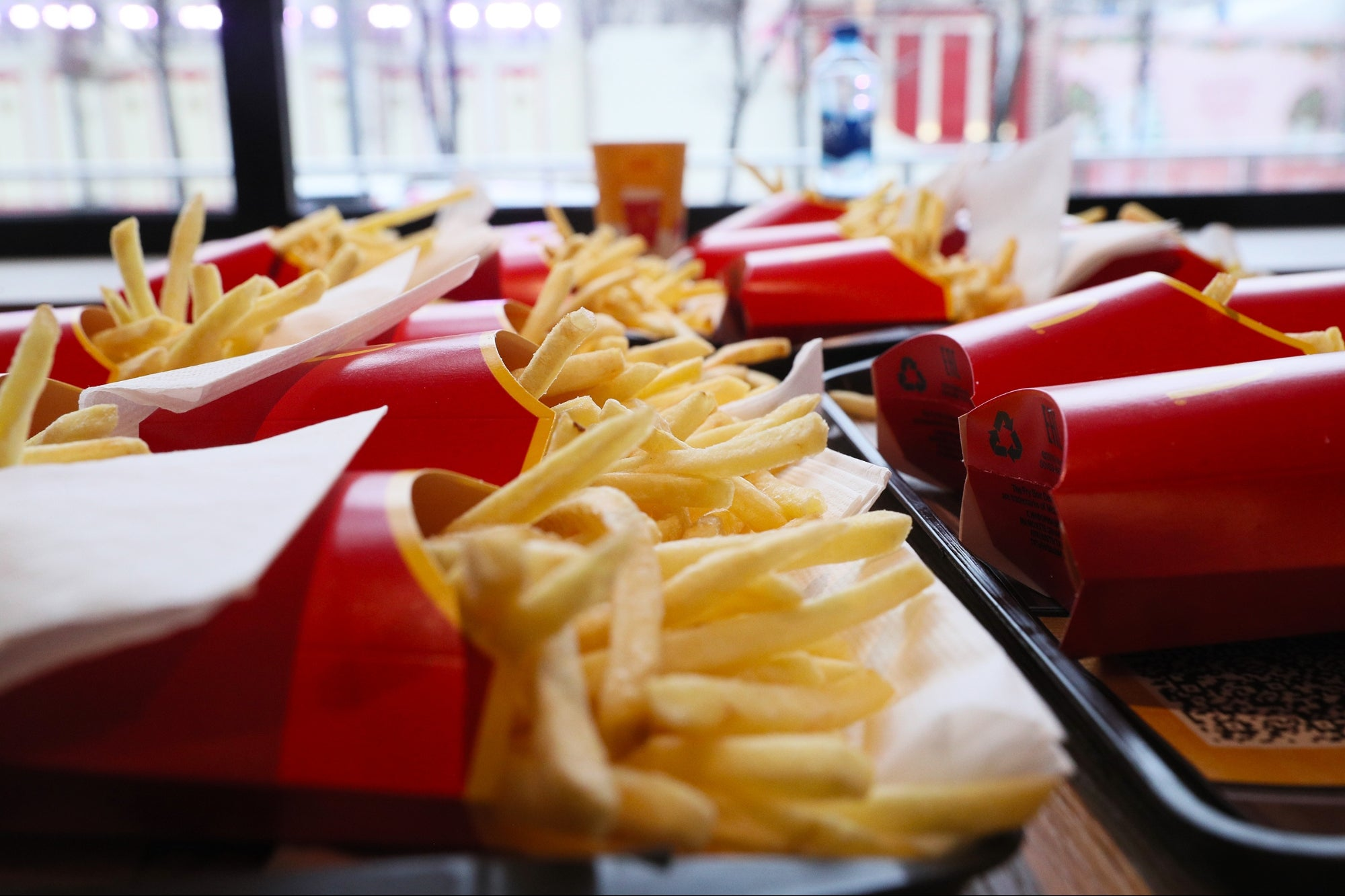 McDonald's Is Giving Away Free French Fries for Life