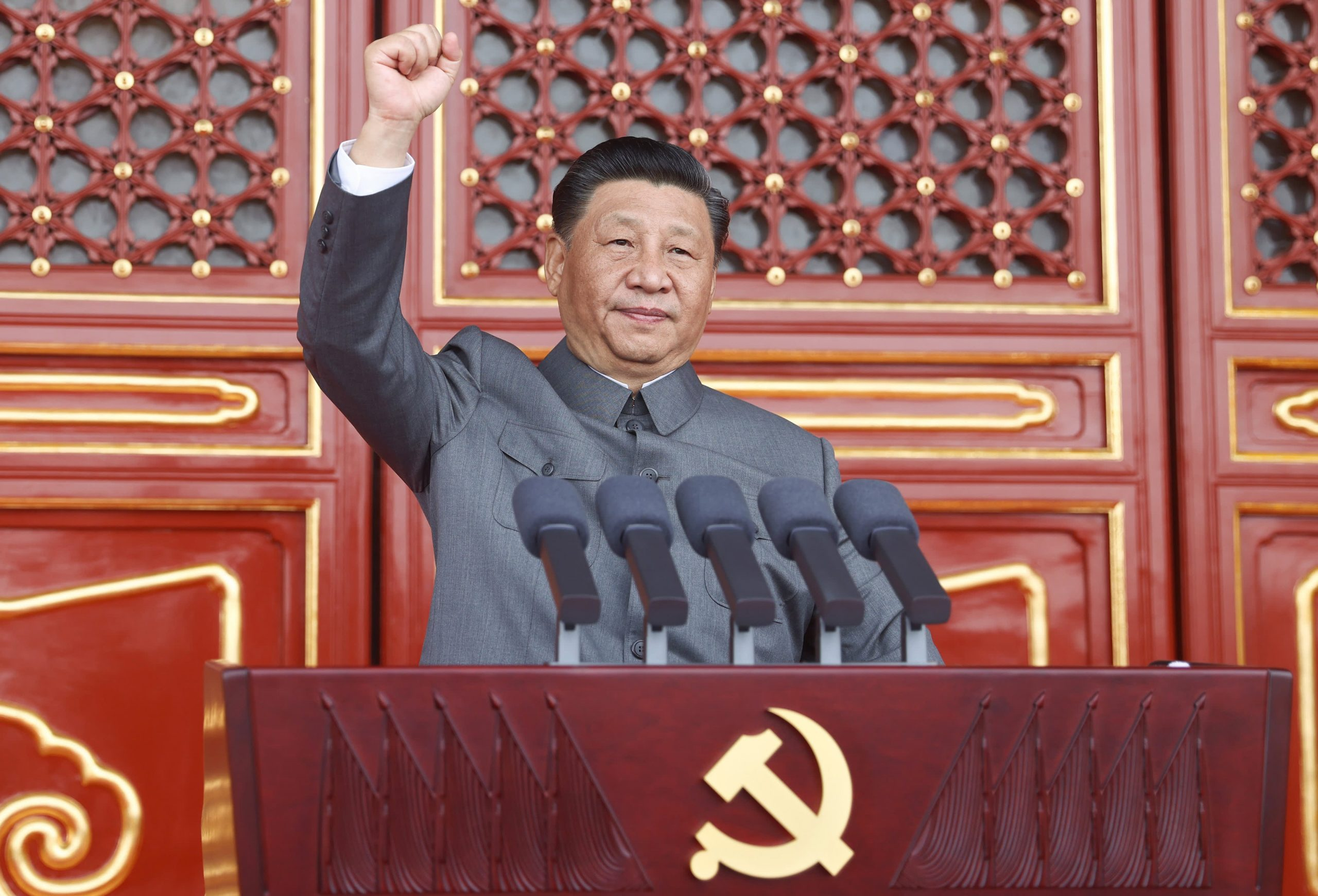 Setting his eyes on the next 100 years, Xi seizes the chance to lead China to greater power