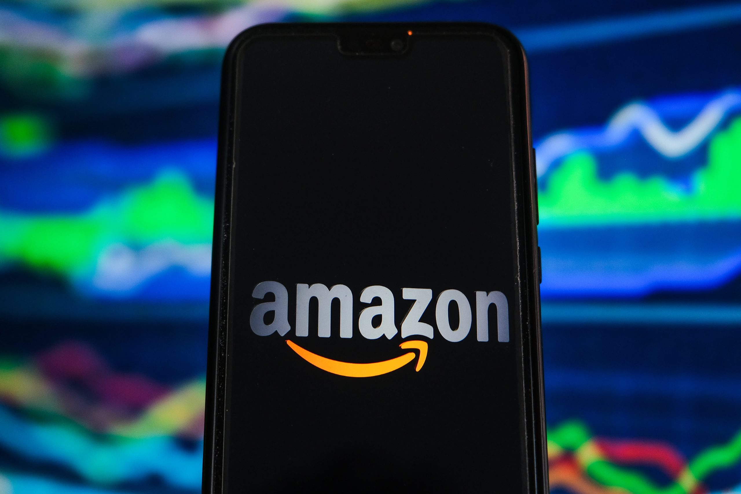 Stocks making the biggest moves midday: Amazon, P&G, Caterpillar and more