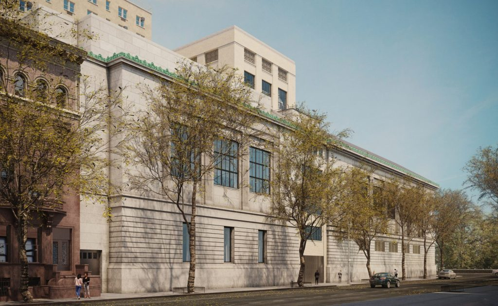 The New York Historical Society Announces $140 Million Expansion