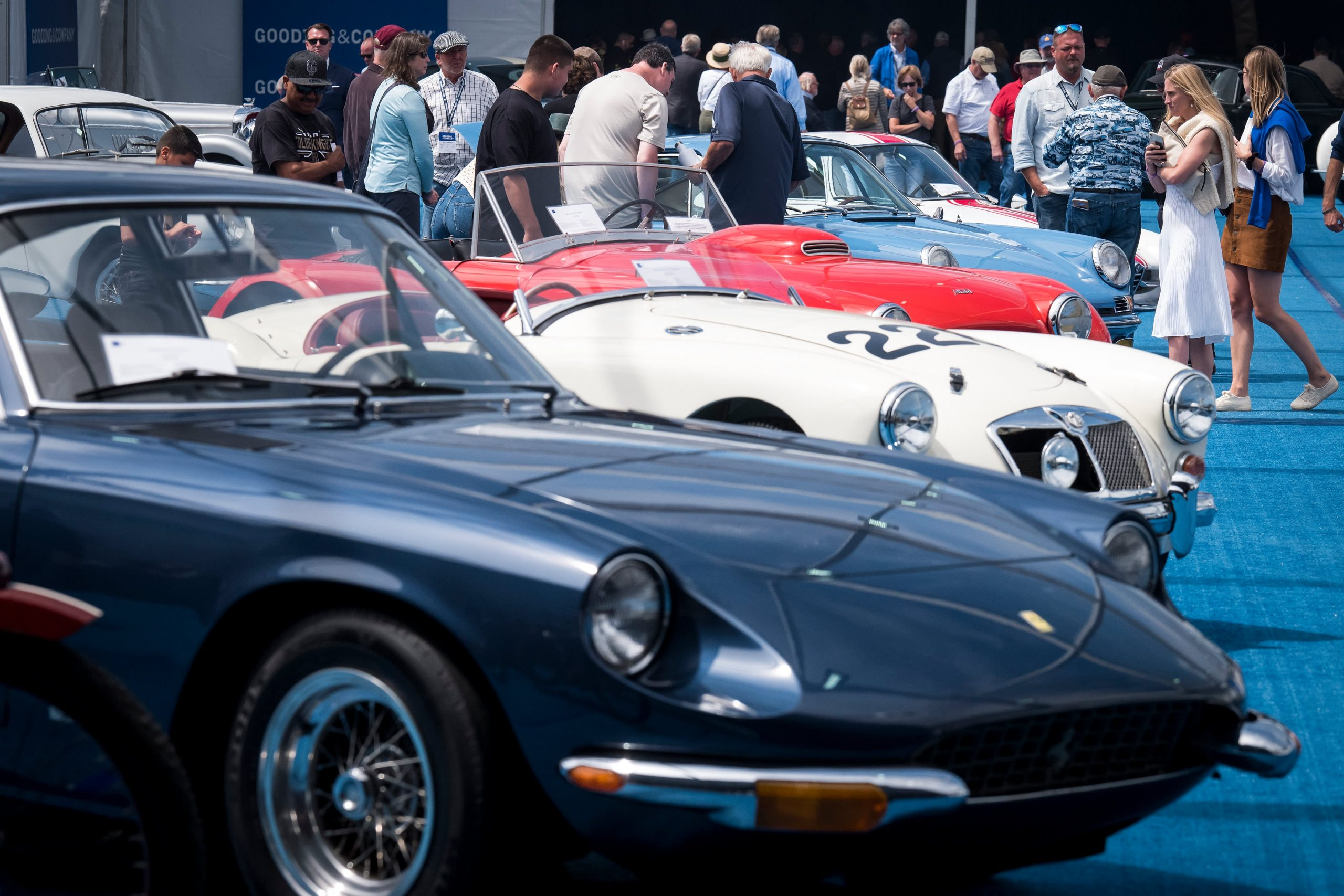 Classic car insurer Hagerty to go public via SPAC in $3 billion deal with Aldel Financial