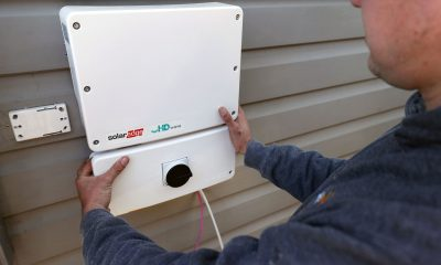 SolarEdge shares surge after quarterly earnings top estimates