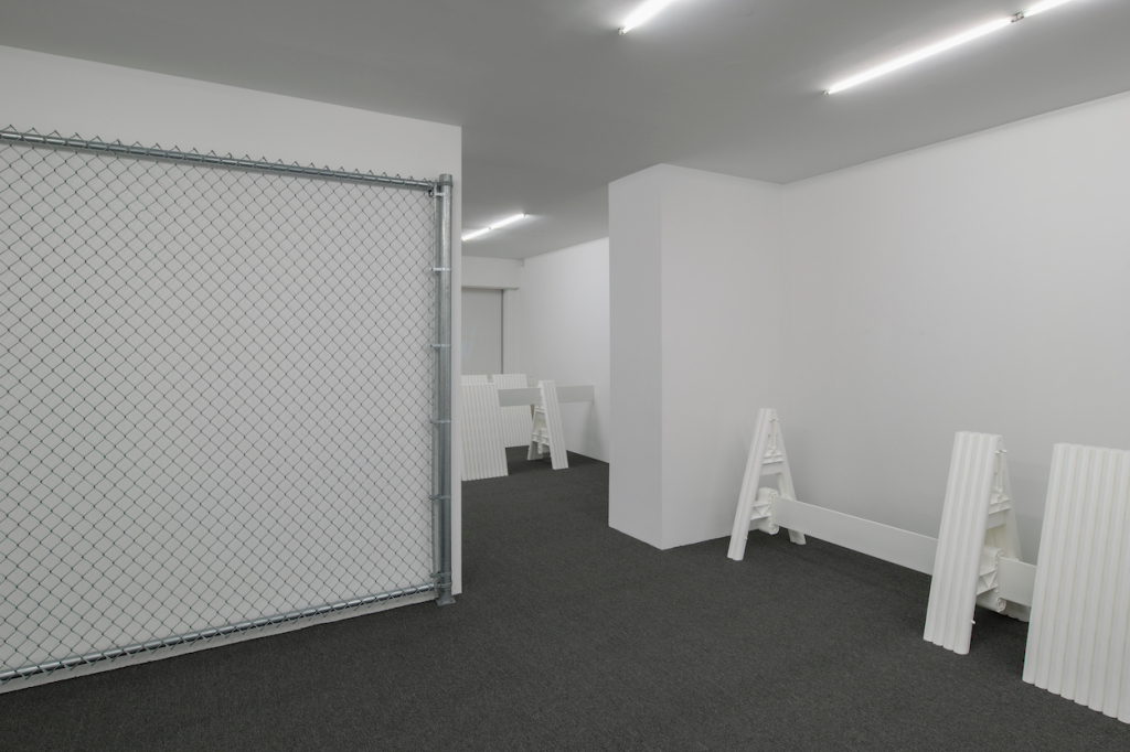 Barriers to Entry: Cady Noland at Galerie Buchholz