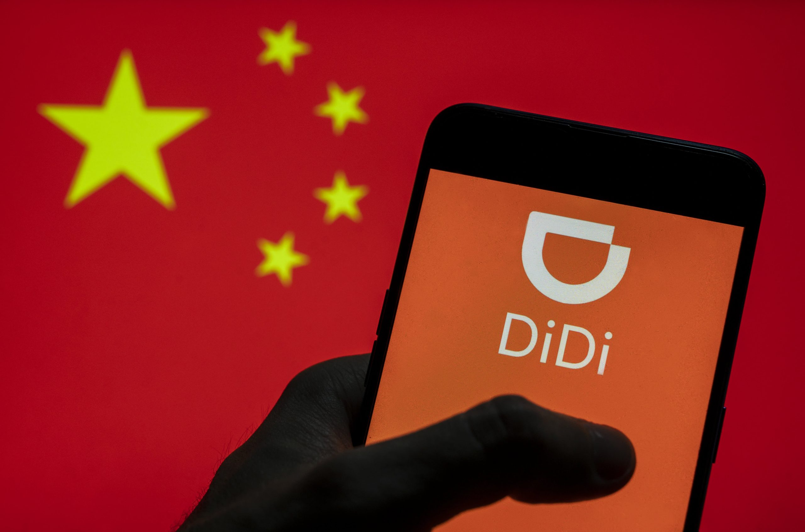 Didi jumps nearly 10% this week amid report of Chinese government taking it over