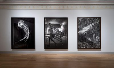 Robert Longo Discusses 'Moral Imperative' That Drives His Latest Work